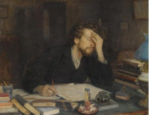 Writing before computers